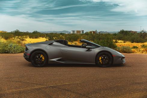 Lamborghini Huracan Spyder // Scottsdale Ferrari