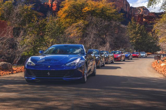 Ambassador Rally // Scottsdale Ferrari