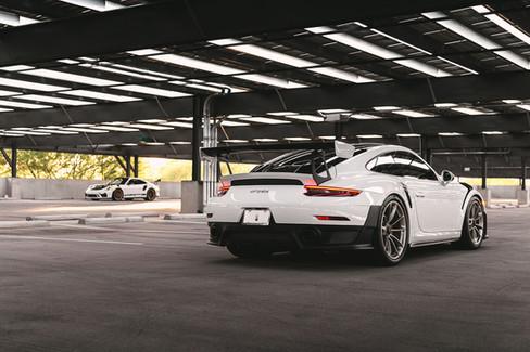 Porsche GT2RS & GT3RS // Scottsdale Ferrari