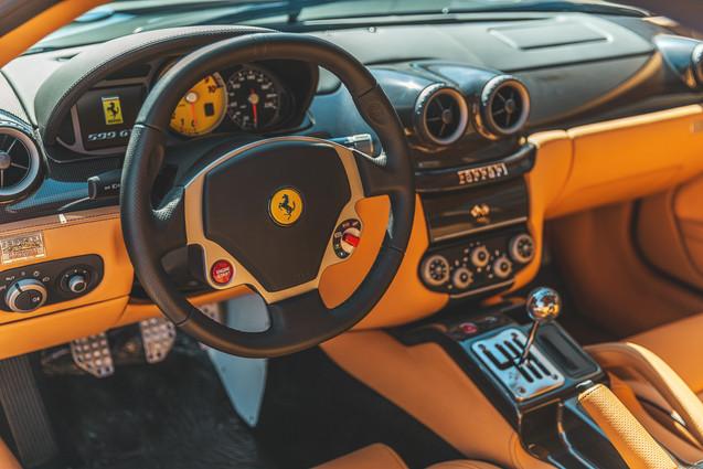 Ferrari 599 GTB Manual 6-Speed // Scottsdale Ferrari