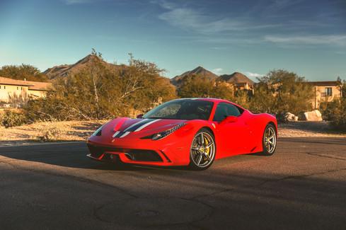Ferrari 458 Speciale // Scottsdale Ferrari