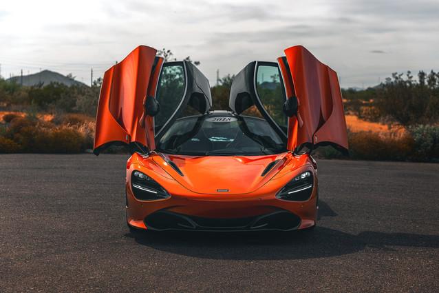 McLaren 720S // Scottsdale Ferrari