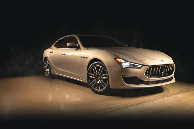 Maserati Ghibli // Scottsdale Maserati