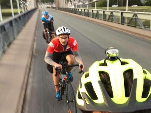 European bike challenge for Ipswich food bank charity FIND