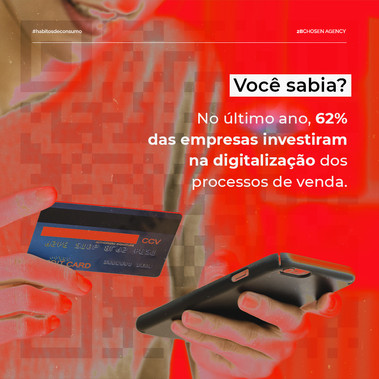 Digitalização dos processos de venda