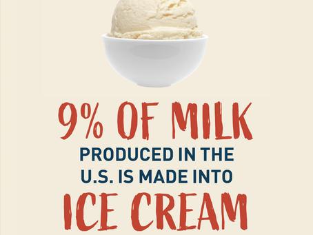 A dairy delicacy