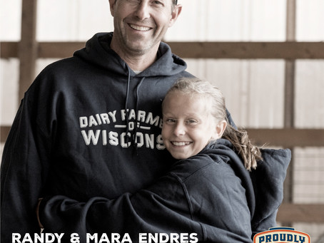 Celebrating National Dairy Month by Celebrating our Dairy Farm Families