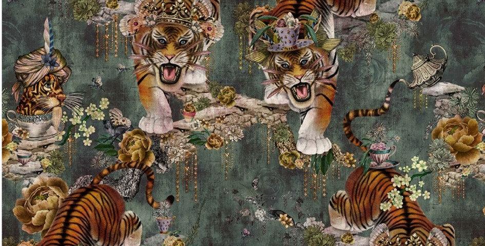 Tiger's Teatime - Moss