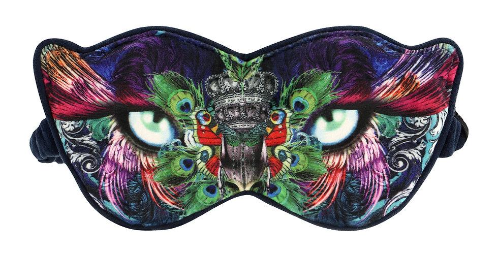 'Queen' Eye Mask
