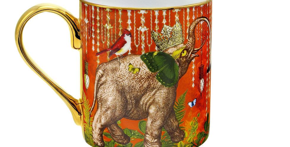 'Elephants' Mug