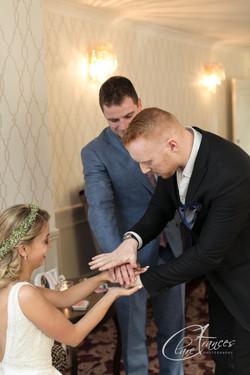 Magic for the Happy Bride!