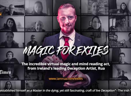 Virtual Magic and Mentalism Shows