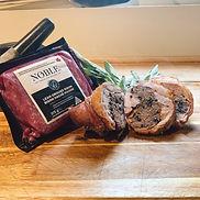 Noble Premium Bison Stuffed Turkey Thigh