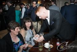 Magic at Maria and Ian's Wedding