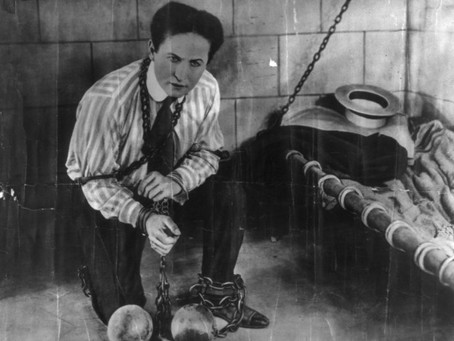 The Death of Houdini