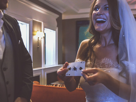 How Do Magicians Work At Weddings?