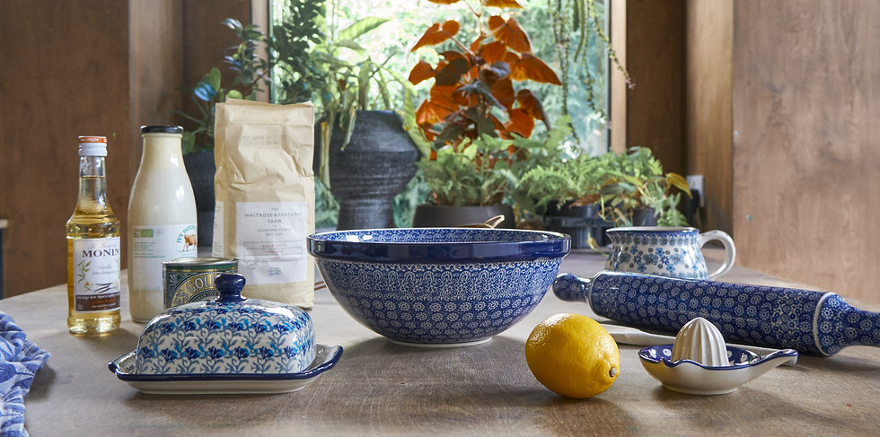 Artisan Homeware offer kitchen equipment and kitchen bakeware products inspired from the Great British Bake Off. If you want some interior design inspiration.