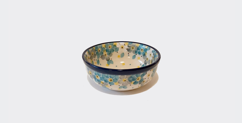 Small Nibble Bowl in Summer Flowers