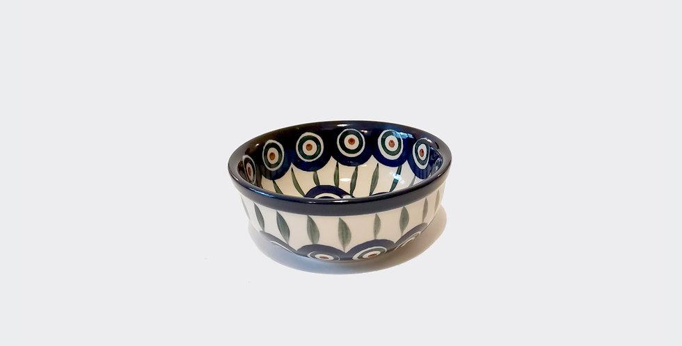 Small Nibble Bowl in Peacock Eye