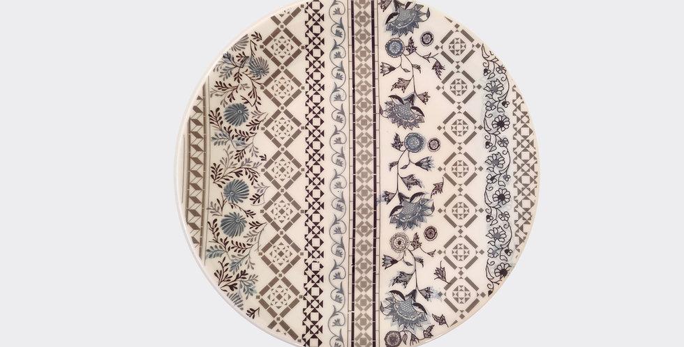 Alex Allday 20cm Fine Porcelain Plate