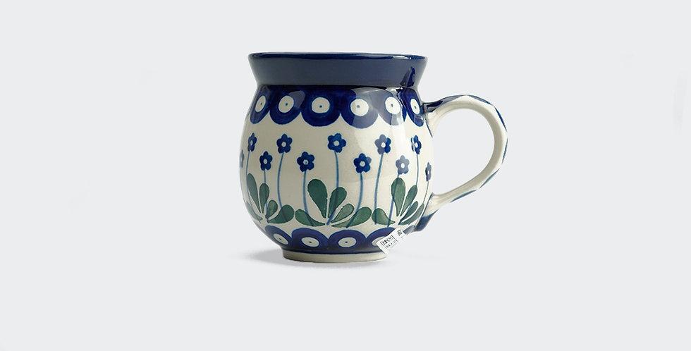 Medium Woodsman Mug in Daisy