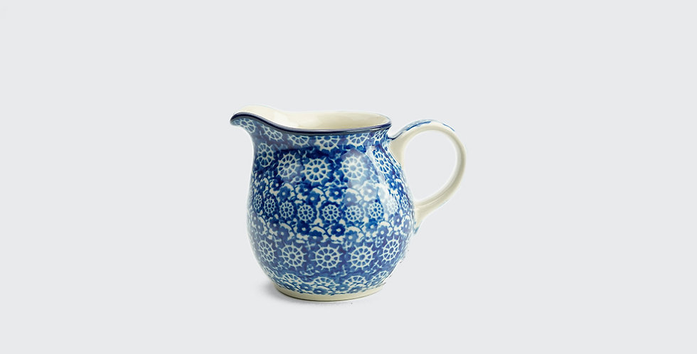 Small Jug 200ml in Lulworth Blue