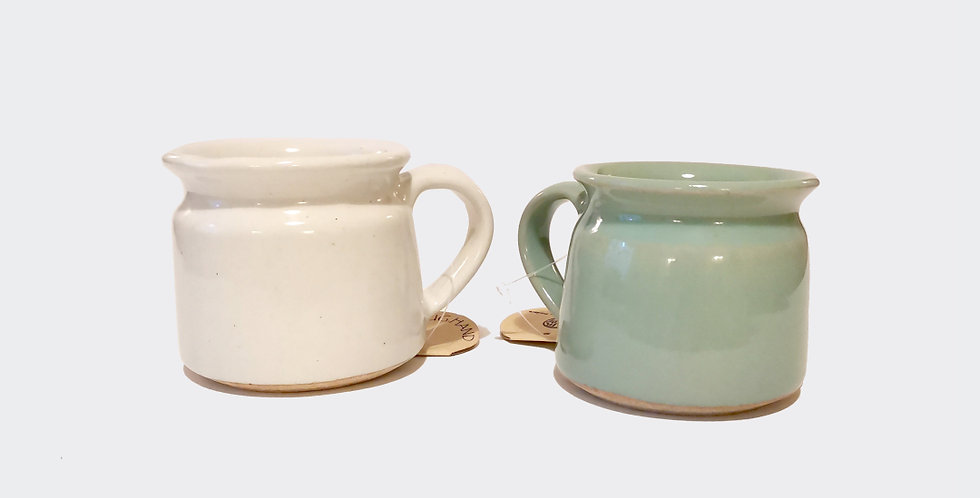 Pair of Small Fairtrade Mugs