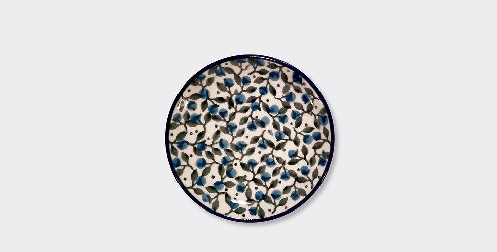 Polish Pottery Half Lemon Plate by Ceramika Artystyczna