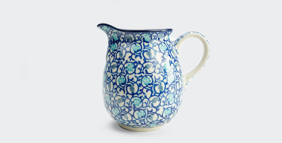 Milk Jug 350ml in Orchard Blossom