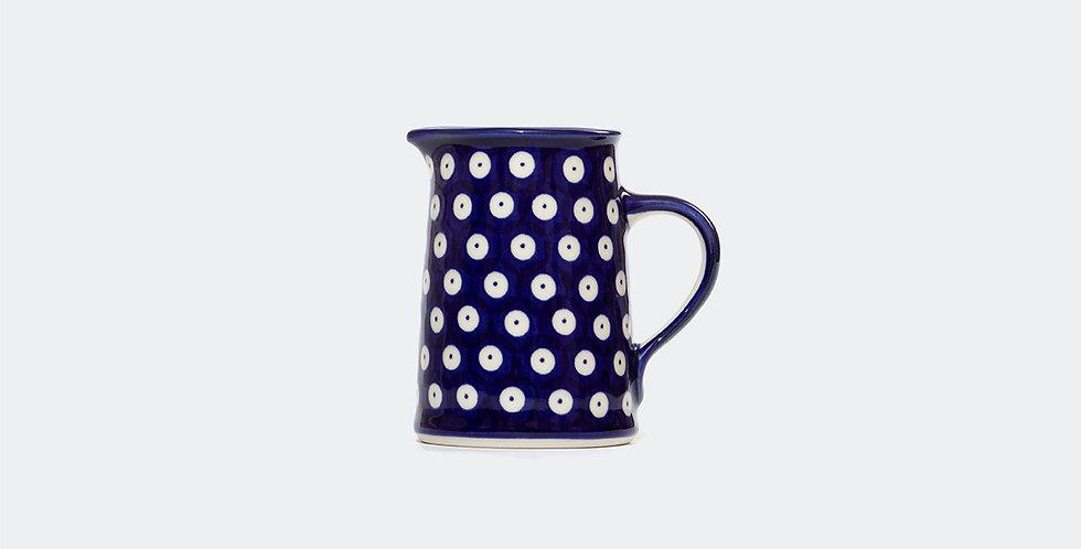Traditional Polish Pottery Jug by Ceramika Arkadia