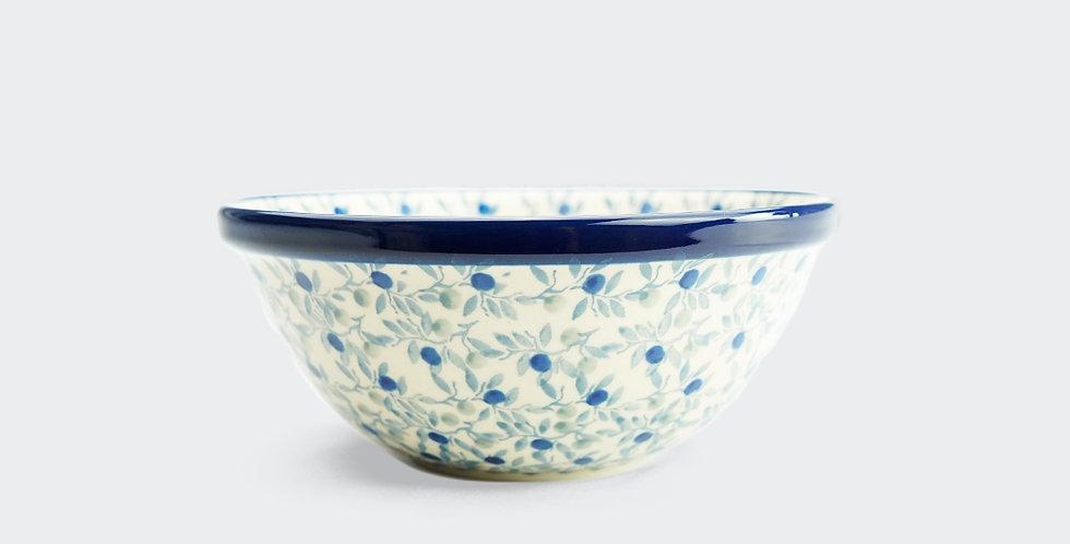 Large Cereal Bowl in Olive Leaf
