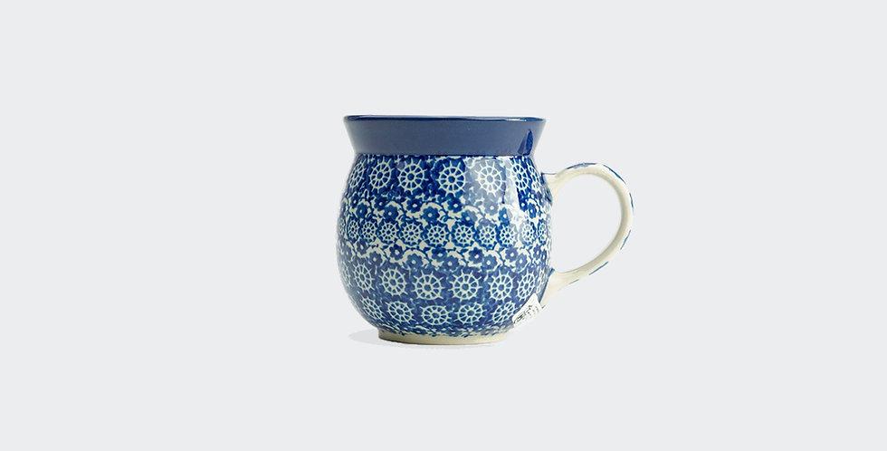 Small Woodsman Mug in Lulworth Blue