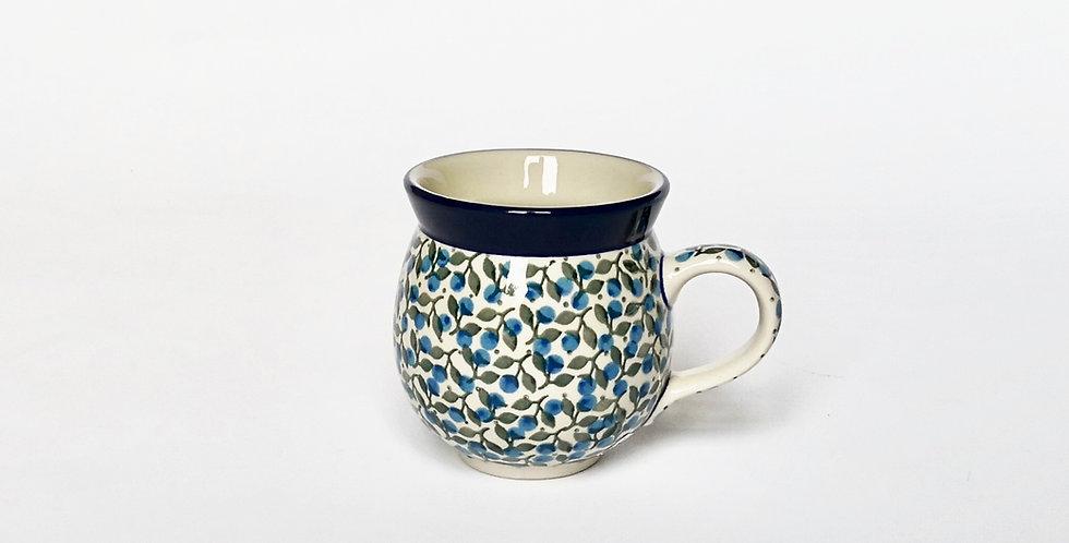 Medium Woodsman Mug in Sloe Berry 350ml