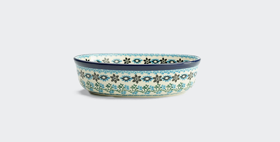 Mini Oval Baking Dish in Marrakesh