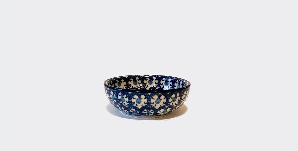 Tiny Handmade Bowl, Boleslawiec Stoneware