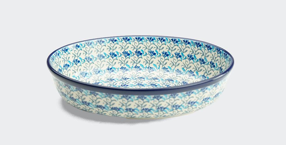 Small Oval Baking Dish in Verona