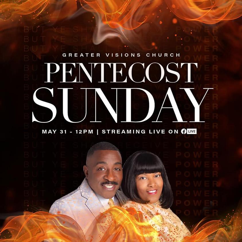 Sunday Worship Service 5/31