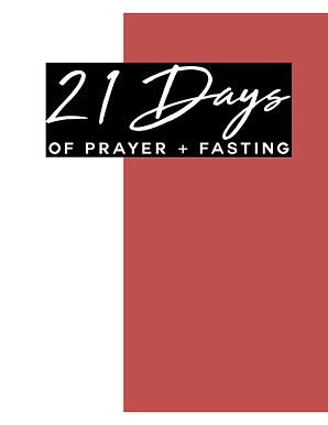 21 Day Consecration 2021 Online Study-pa