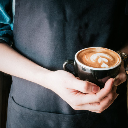 Barista and Coffee