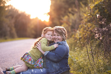 Michelle Glenn and Daughter of Michelle Genn Photography
