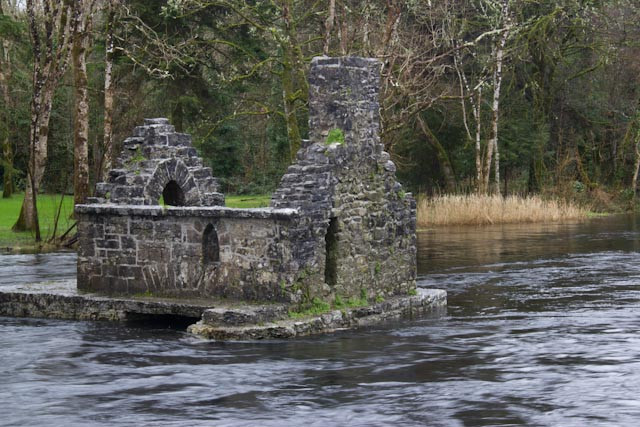 Cong Abbey Cooking/Fishing House