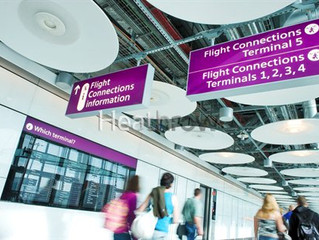 Heathrow: Two Hours of Purgatory