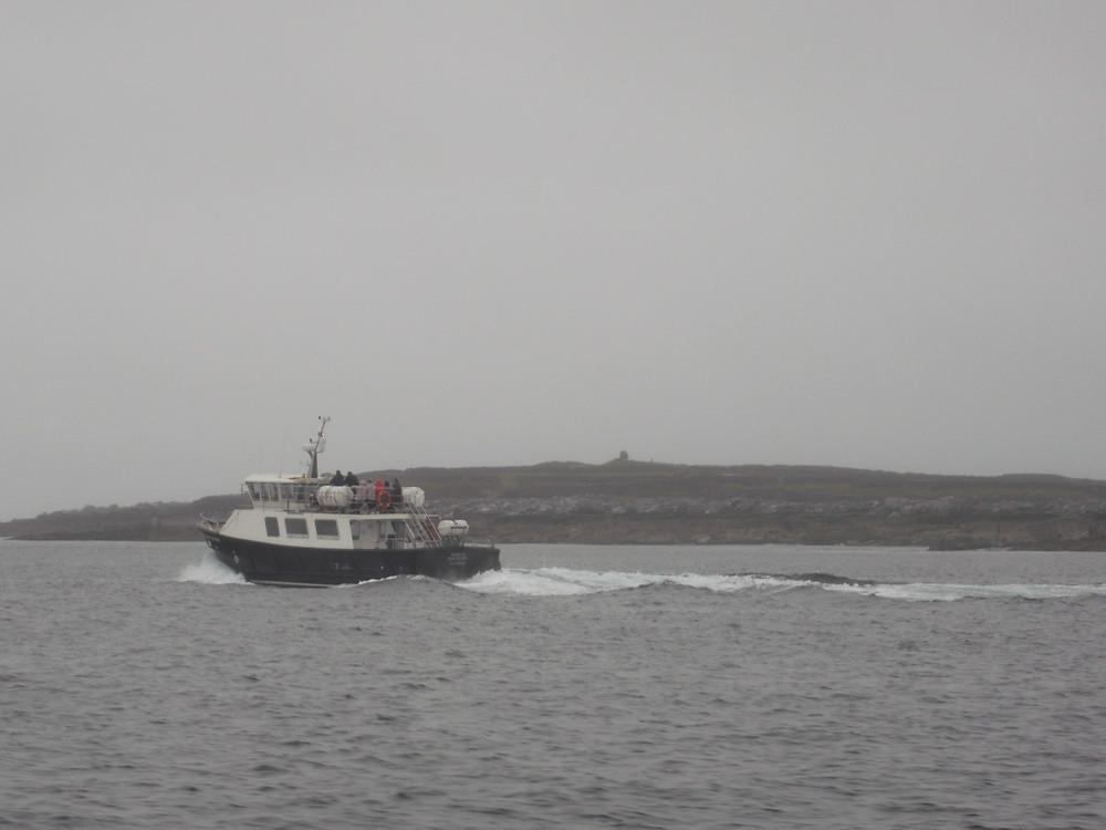 Ferry to Cliffs
