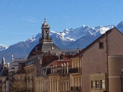 A Quick Tour of Southern France and Spain - Grenoble