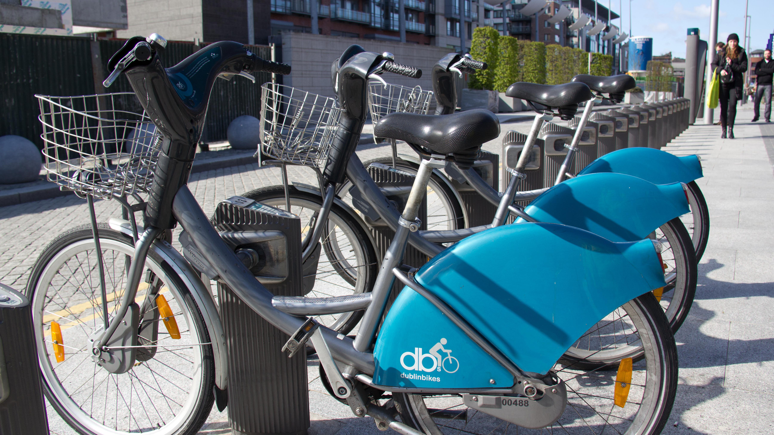 Dublin Bikes Station