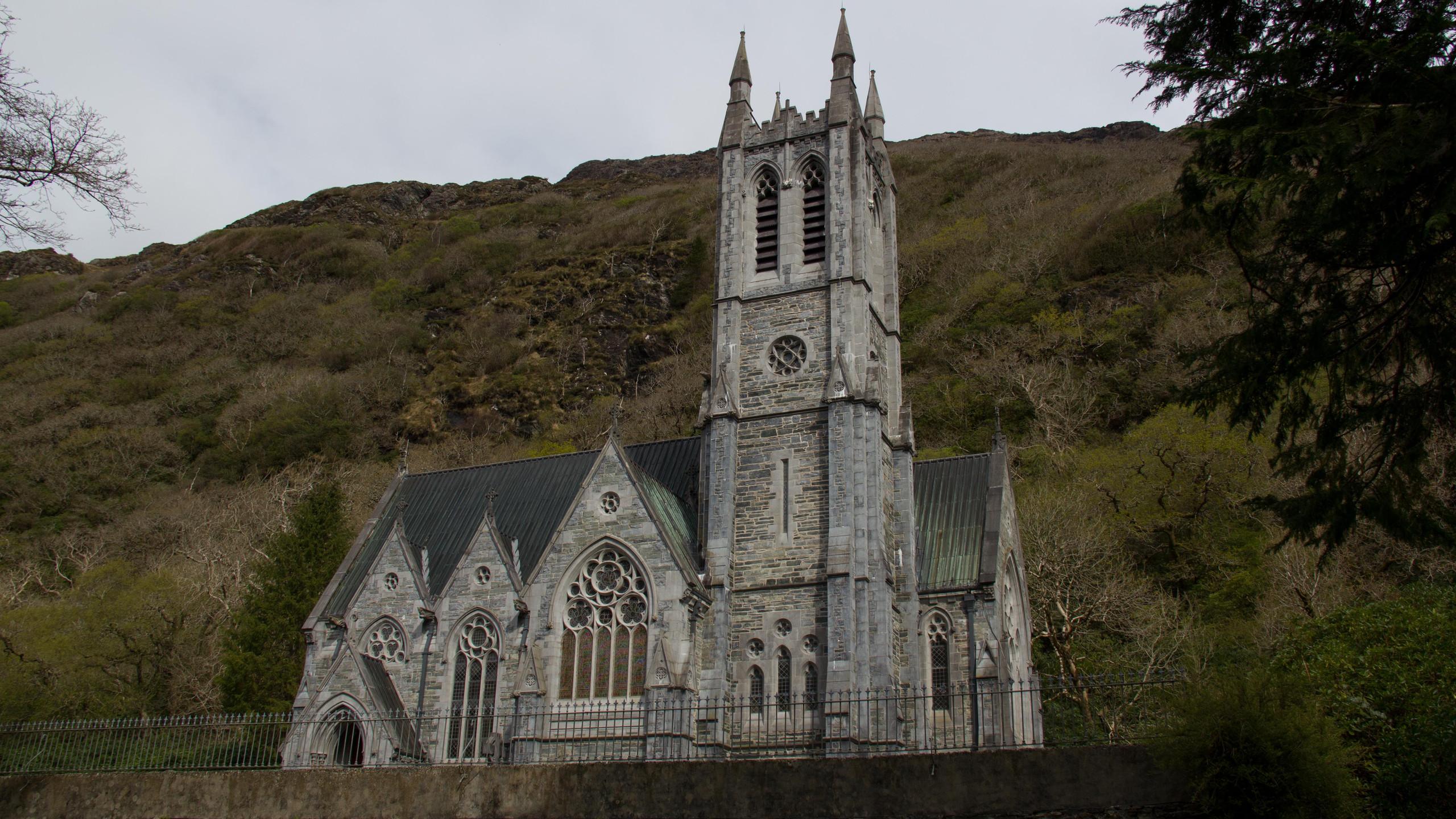 Neo-Gothic Church