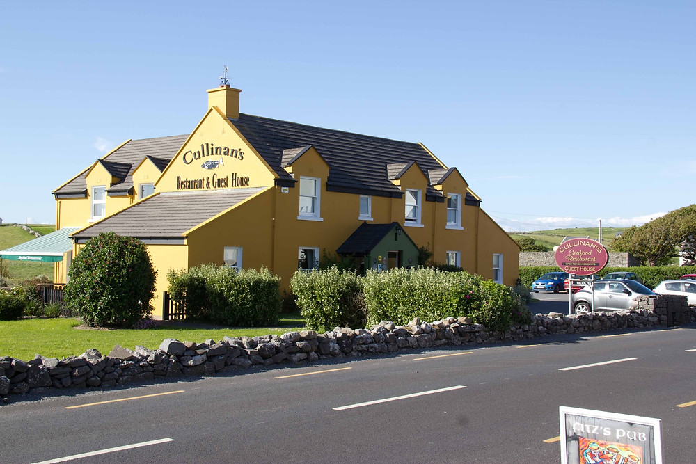 Cullinan's Seafood Restaurant & Guesthouse