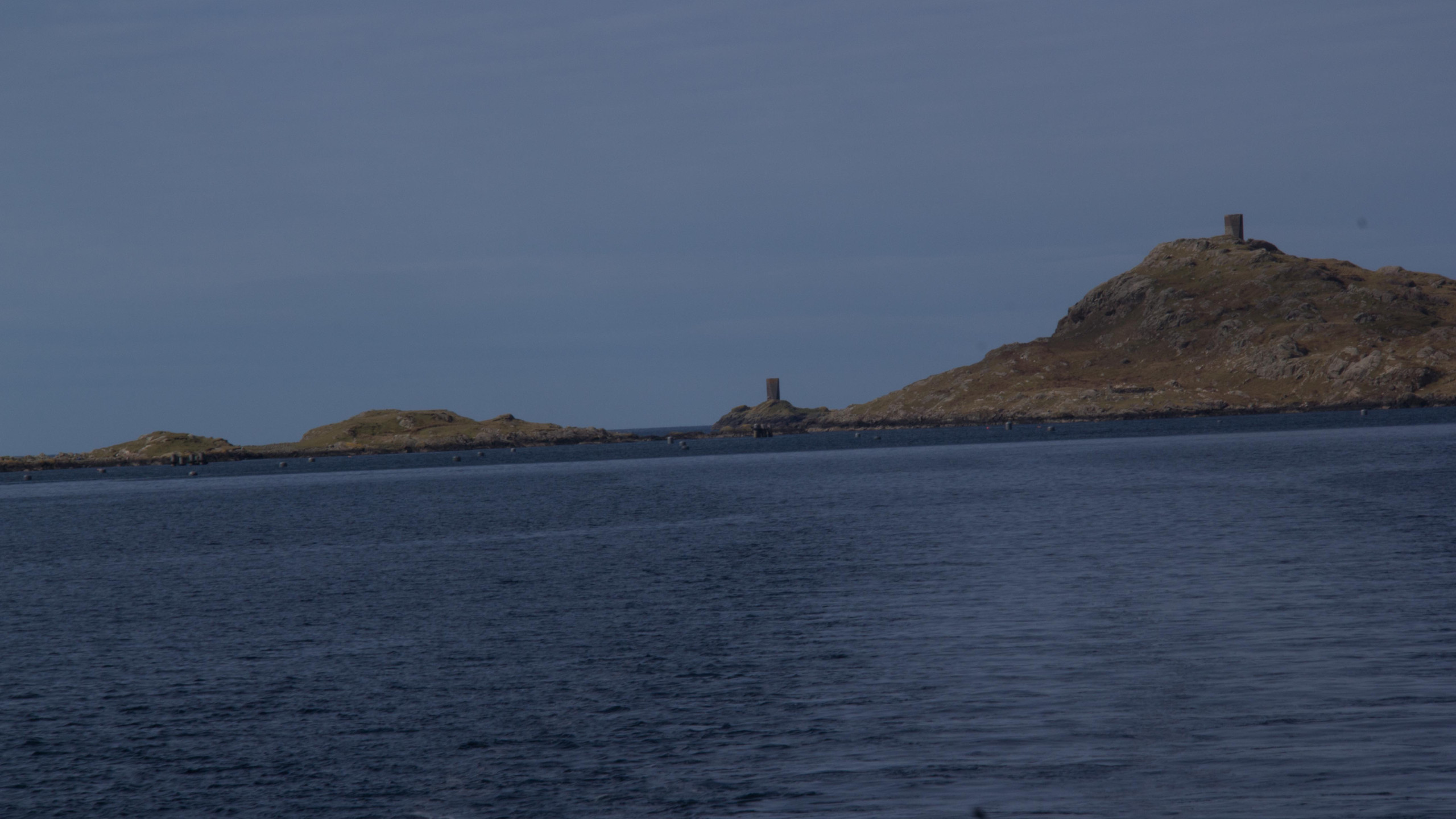 Navigation towers