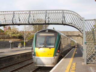 Getting Around In Ireland - Part 2 Trains
