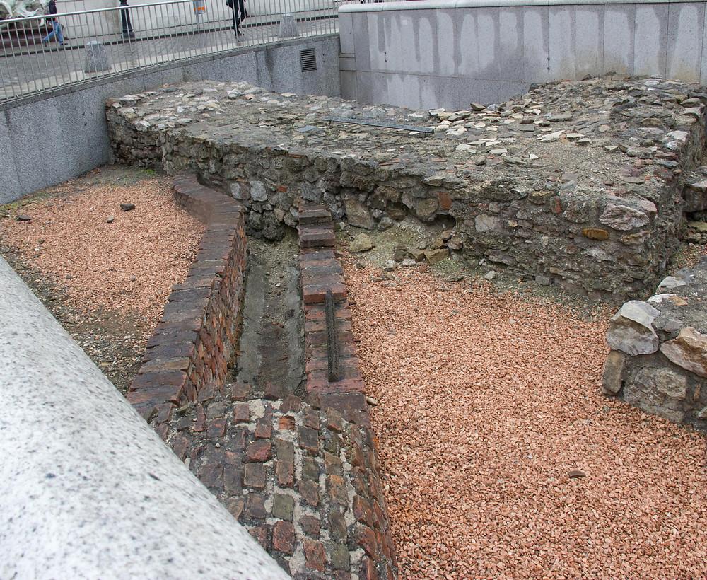 Ruins of Original Village of Wien